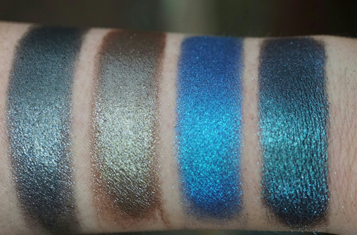Urban Decay Moondust Palette Review And Swatches 49