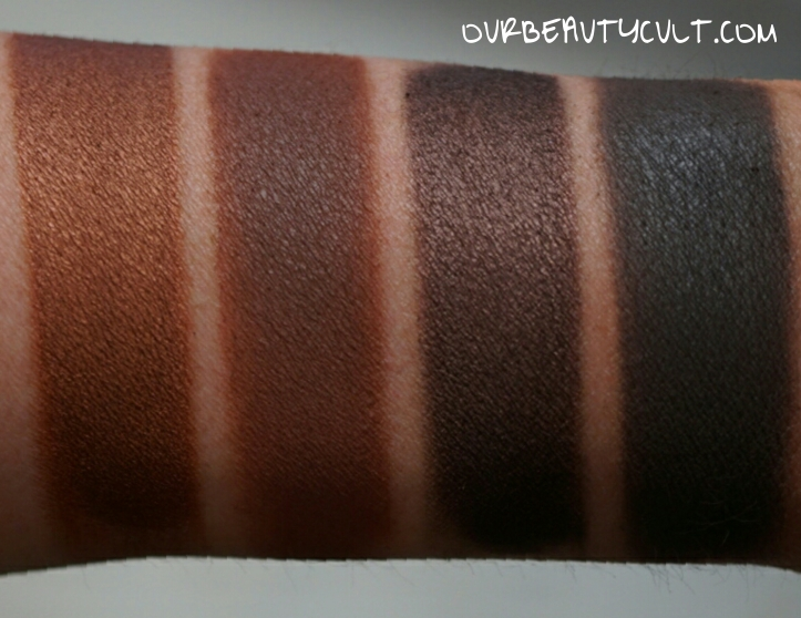 Juvia S Place The Nubian Palette Swatches Review And Discount Code Our Beauty Cult