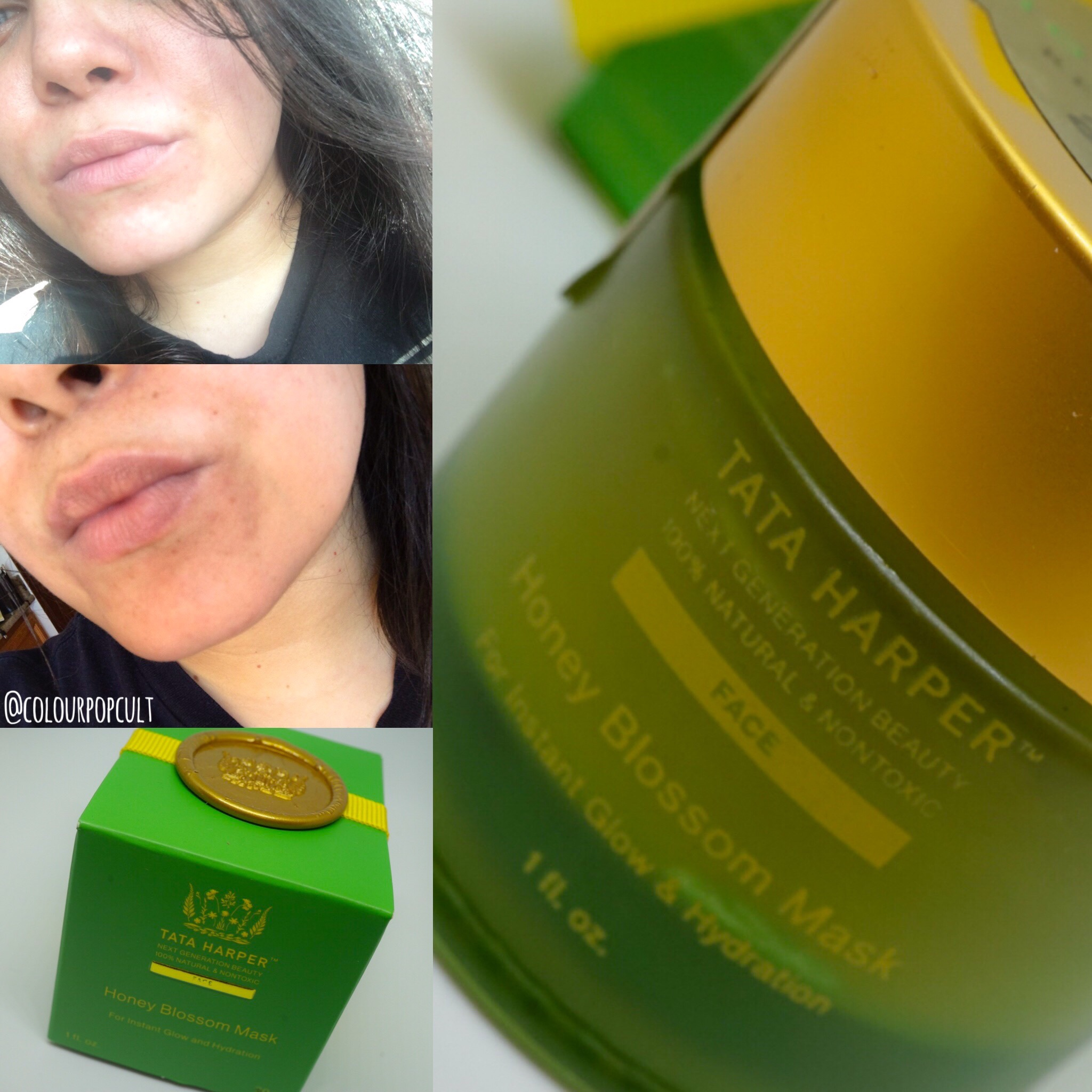Tata Harper Honey Blossom Mask – mishap – Our Beauty Cult