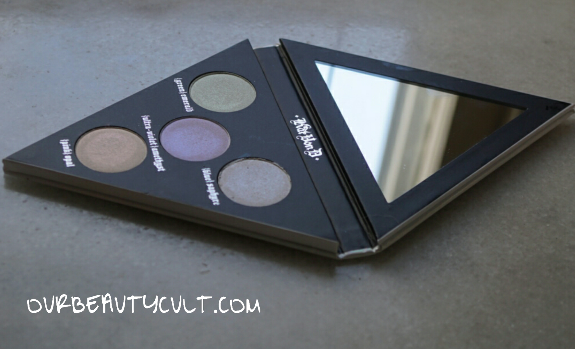 kat von d alchemist holographic palette review and swatches  this palette will be available for sephora vib on 18 and for everyone else on the 24th it will be available in stores on 5