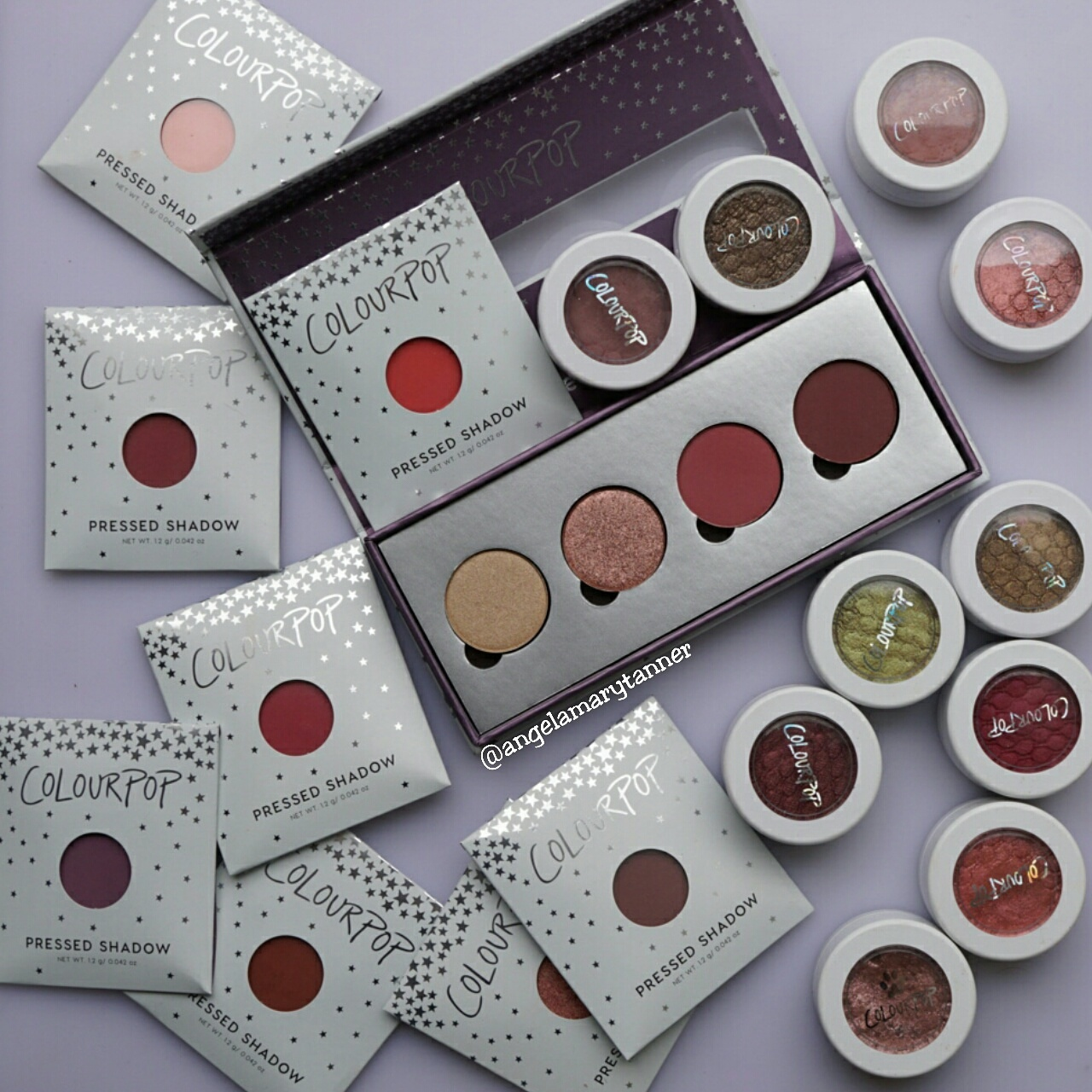 As I mentioned on IG yesterday, I haven't ordered from COLOURPOP in months.  When I buy makeup I generally justify my purchase by knowing that I'll  review it ...