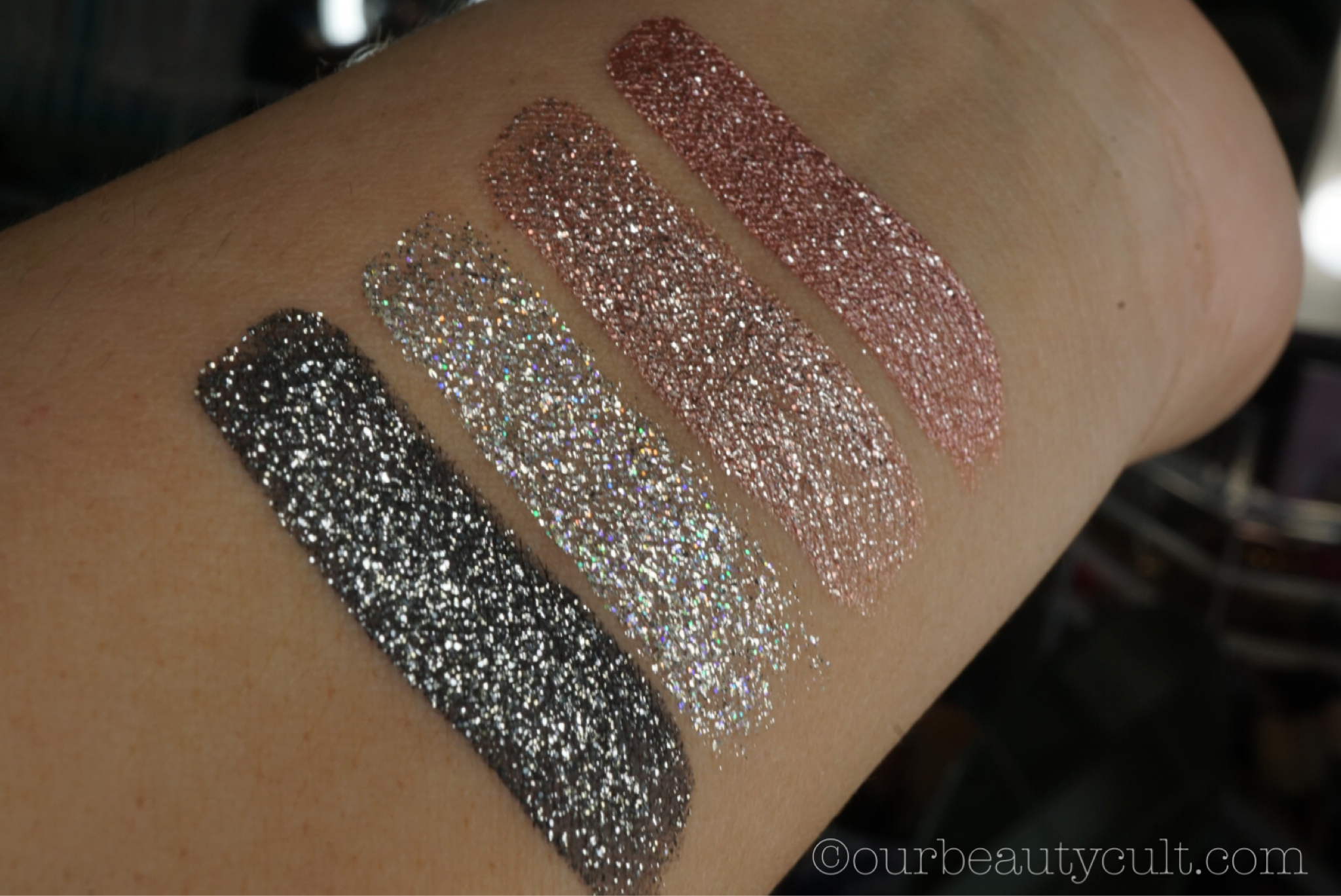 Stila Magnificent Metals Glitter u0026 Glow Liquid Eye Shadow ...