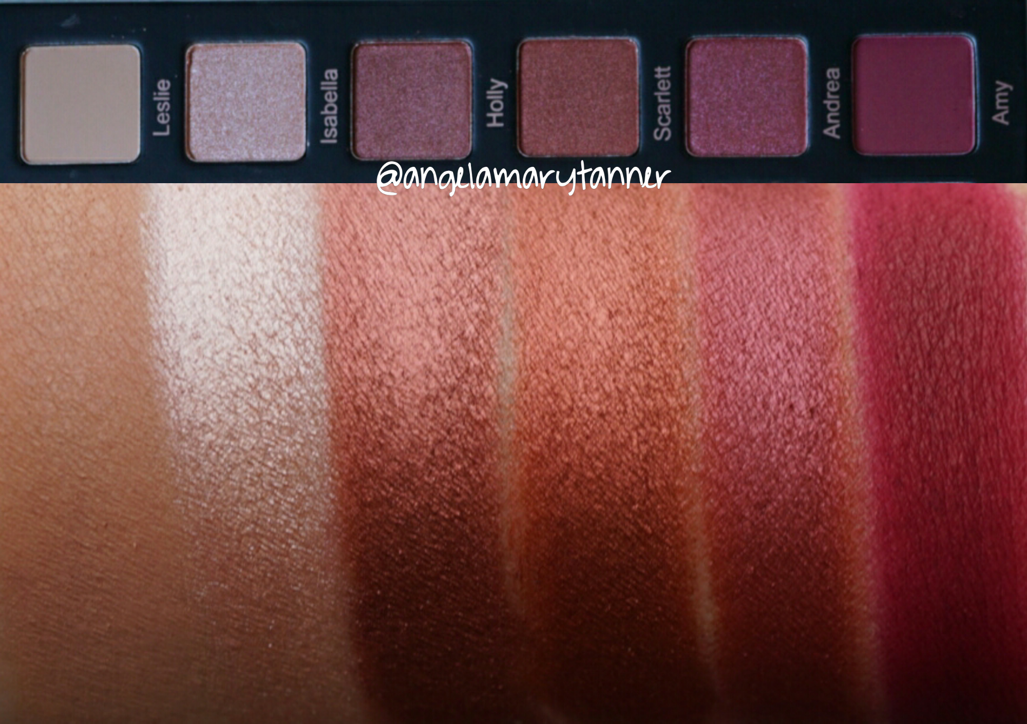 Violet Voss Ride Or Die Palette Review And Swatches