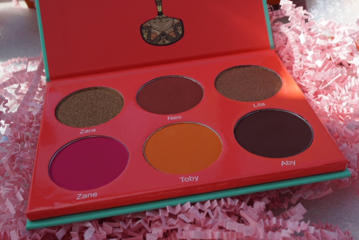 Juvia S Place Saharan Blush Palette Vol 1 Swatches And Discount Code Our Beauty Cult