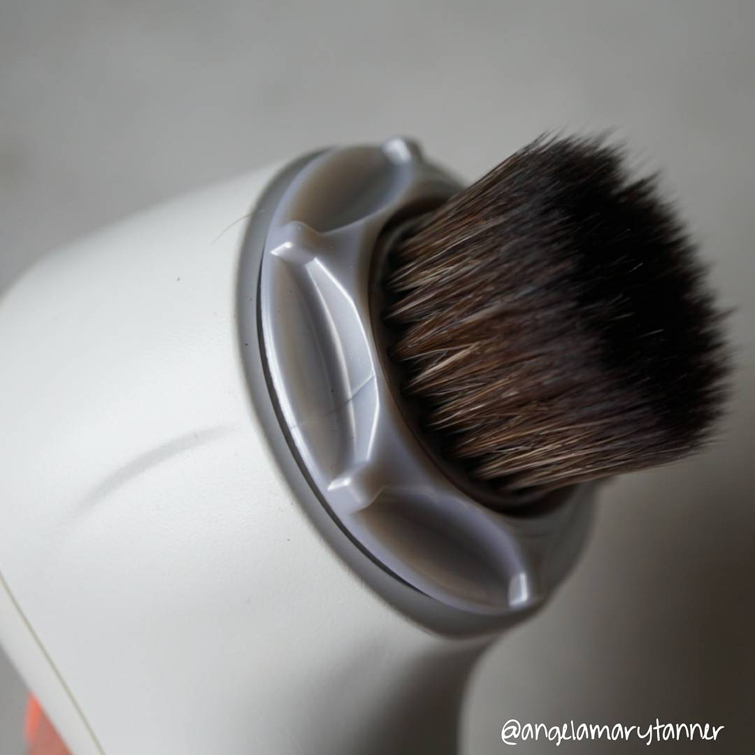 Clarisonic Sonic Foundation Brush Head Review Our Beauty Cult
