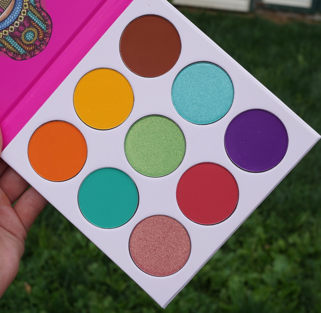 JUVIAu2019S PLACE ZULU PALETTE REVIEW SWATCHES And DISCOUNT CODE