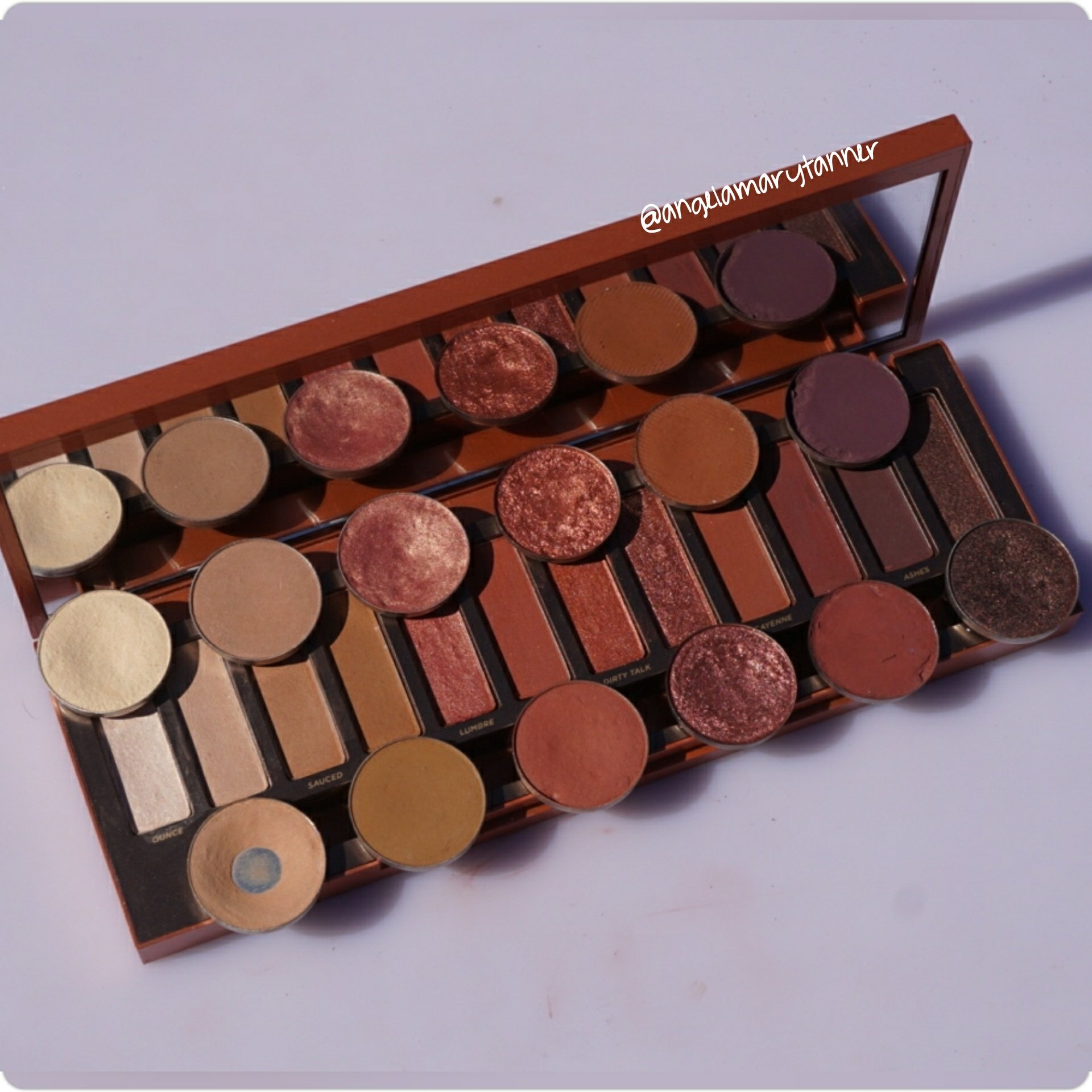 Urban Decay Born to Run Pan Eyeshadow Palette ($ for oz.) is a solid mix of neutrals and color with a deeper, more autumnal-vibe than traditio.