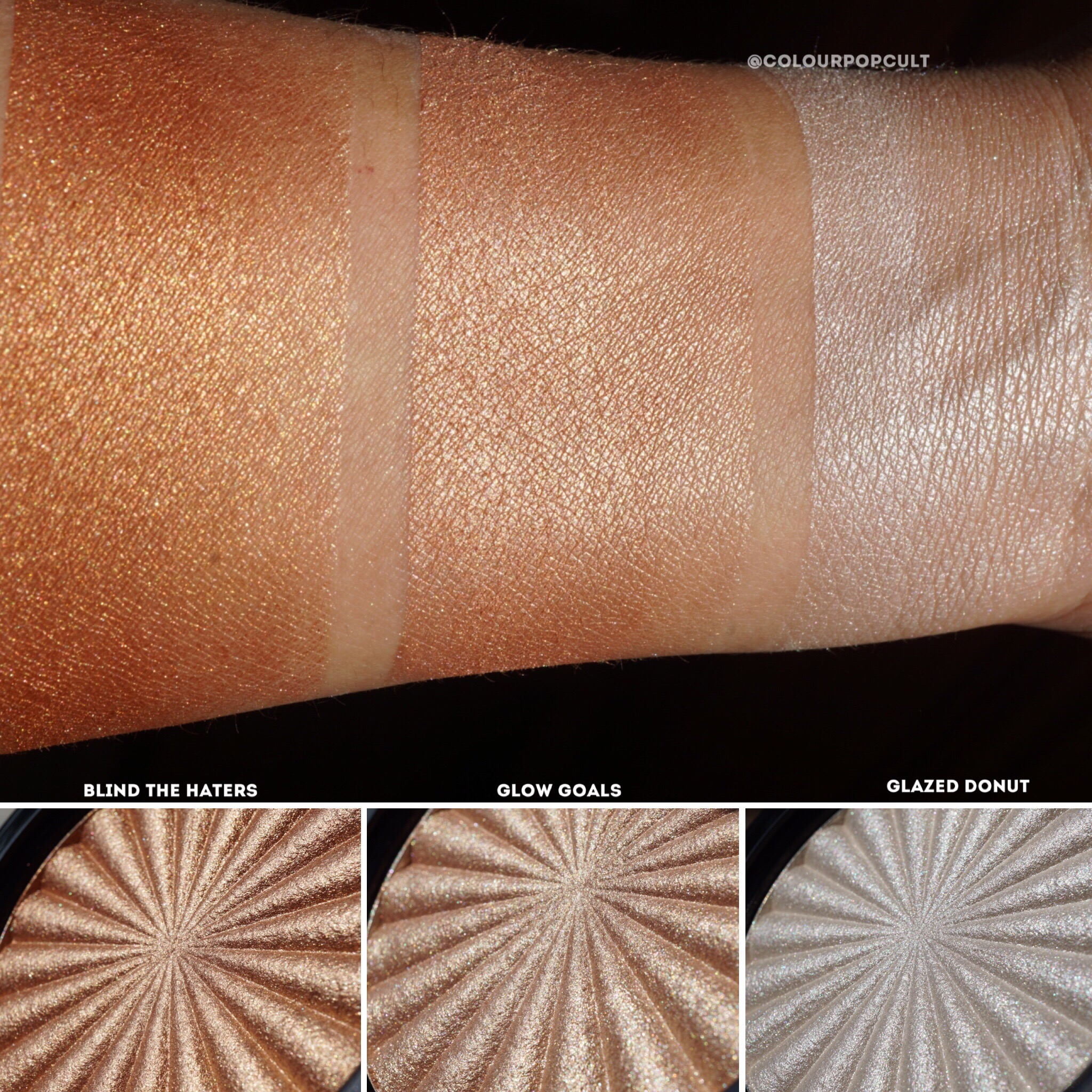 Ofra x NikkieTutorials Space Baby Highlighter by ofra #16