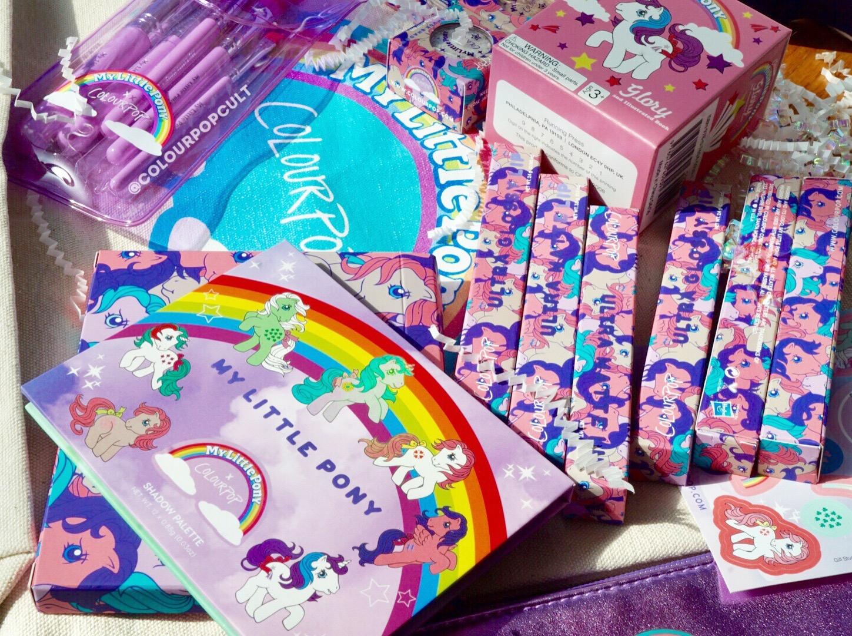Bildergebnis für colourpop my little pony