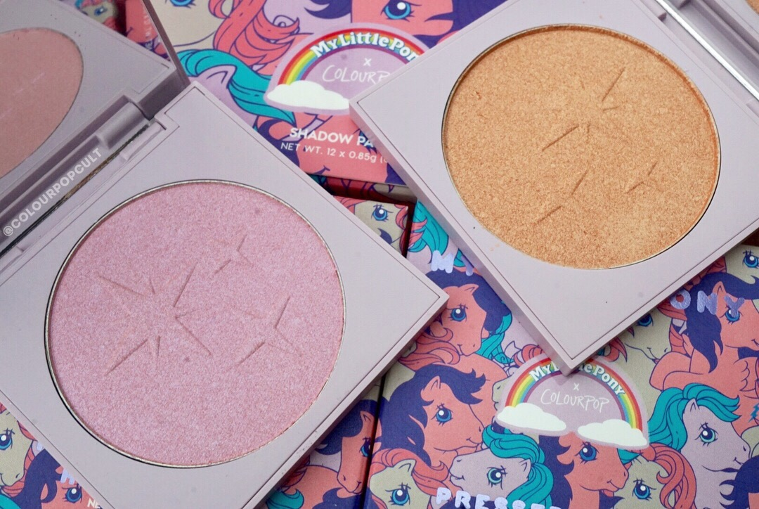 My Little Pony x ColourPop: HIGHLIGHTERS! – Our Beauty Cult