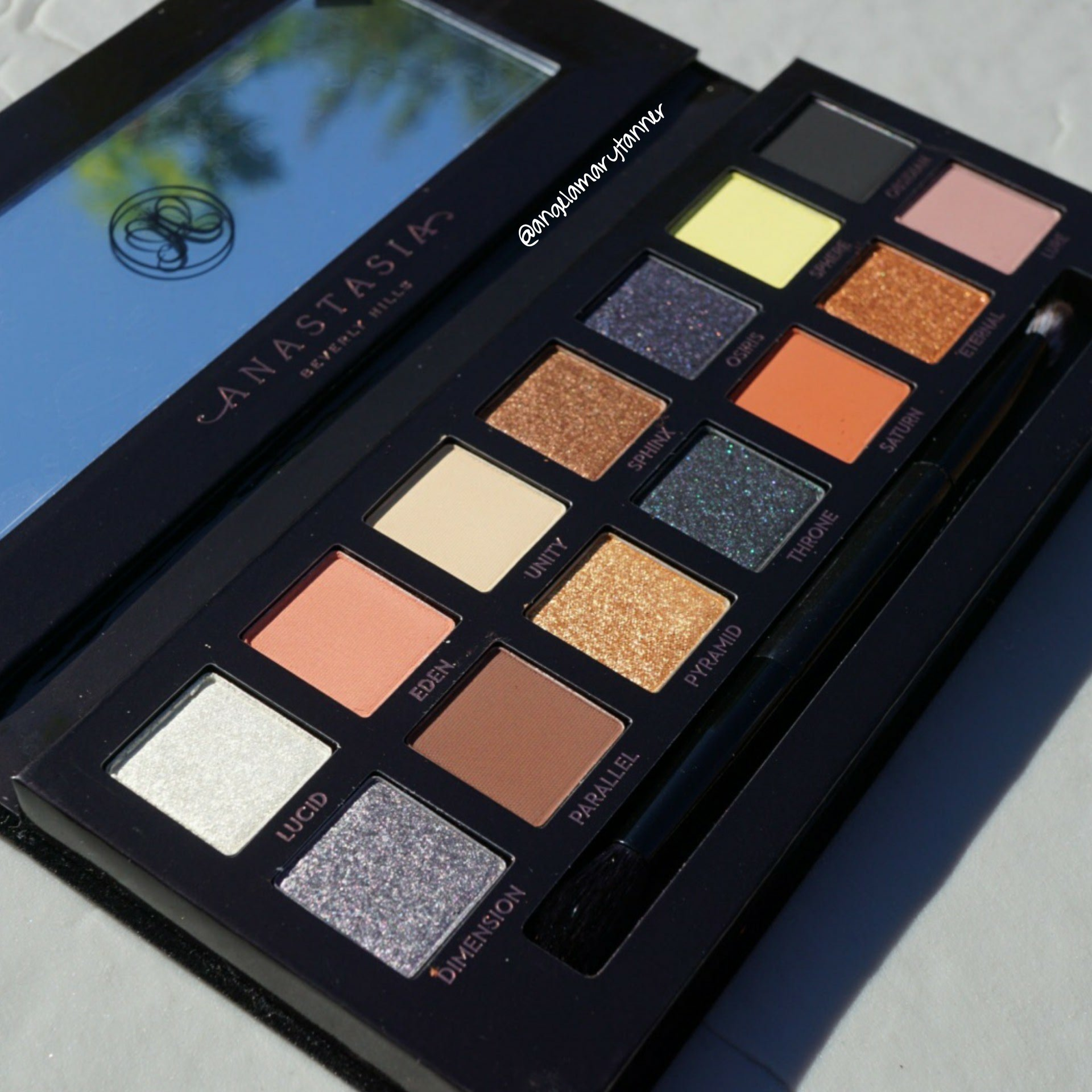 Anastasia Beverly Hills Prism Palette Review And Swatches