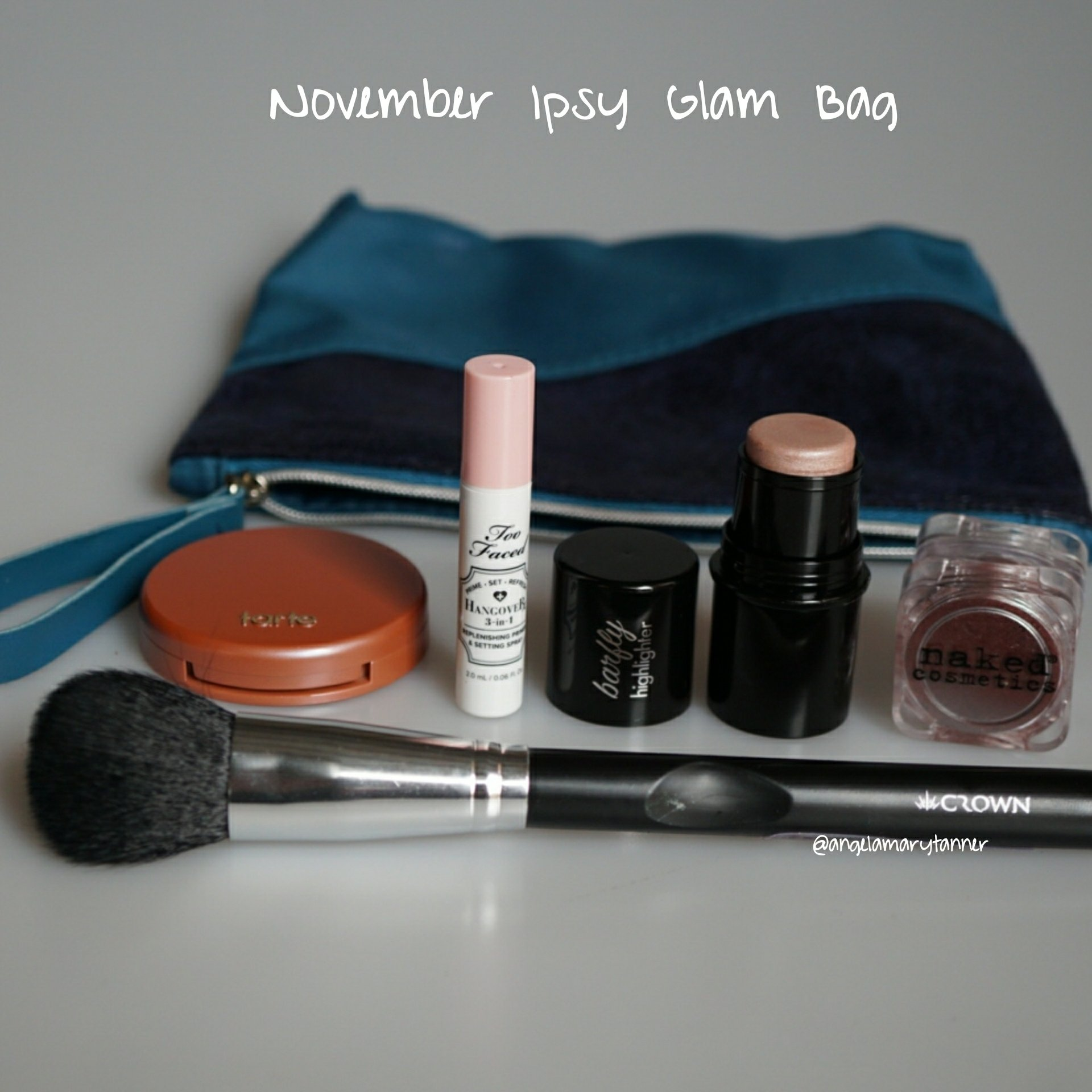NOVEMBER 2017 IPSY GLAM BAG REVIEW – Our Beauty Cult
