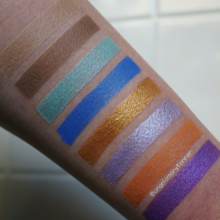 Ofra Cosmetics Free Spirit Palette First Impressions