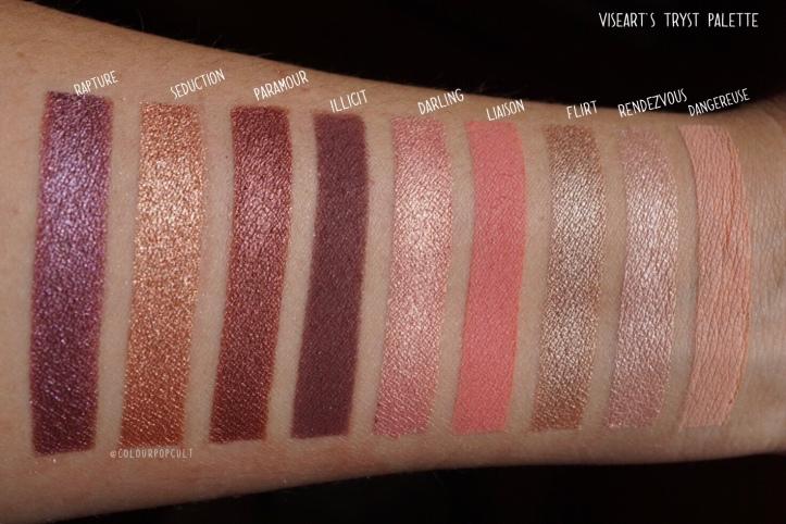 Lip Palette - Classic Paris Velvet by Viseart #15