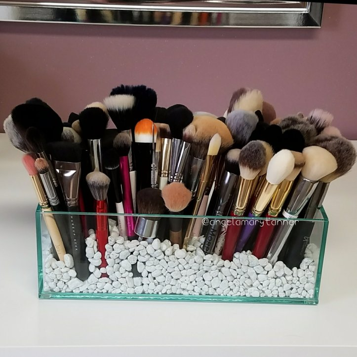 Makeup Room Makeover Plus Storage Tips And Tricks