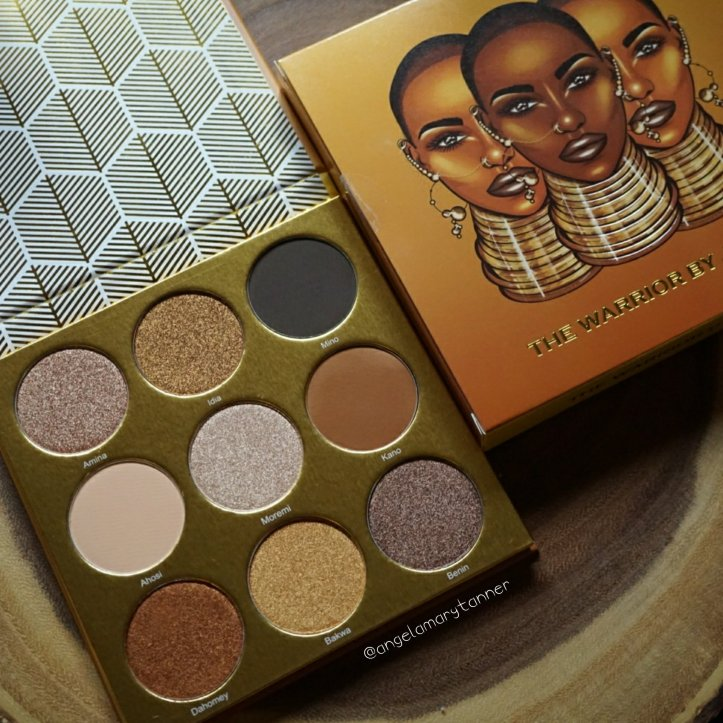 The Warrior Palette By Juvia S Place Review Swatches And Discount Code Our Beauty Cult