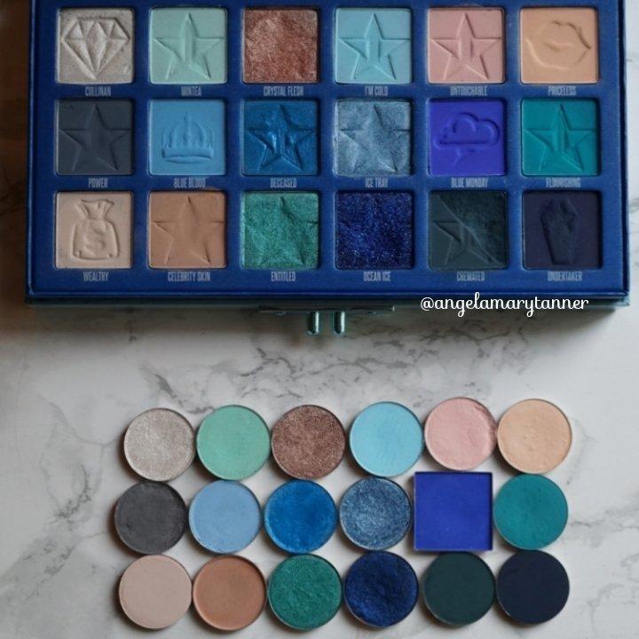 Blue Blood Palette by Jeffree Star #22
