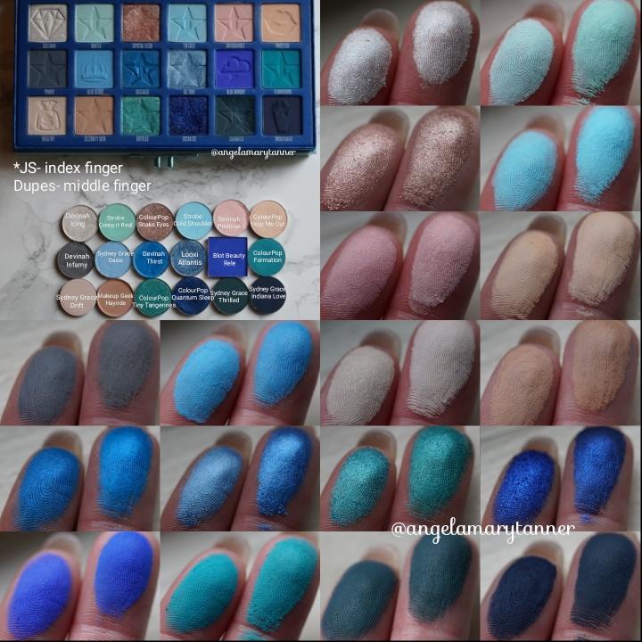 Blue Blood Palette by Jeffree Star #19